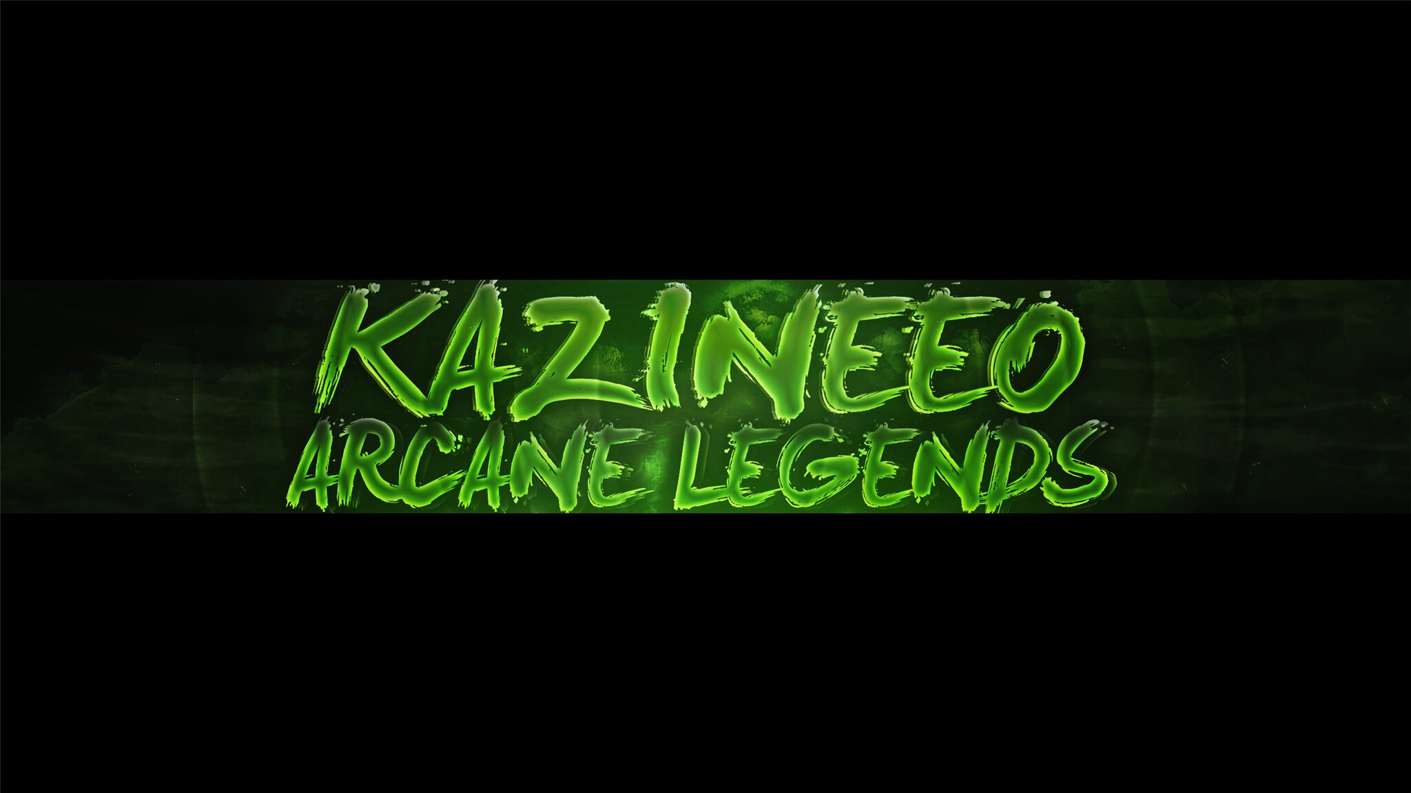 Kazineeos Youtube Banner Profile Pic And Intro Shop