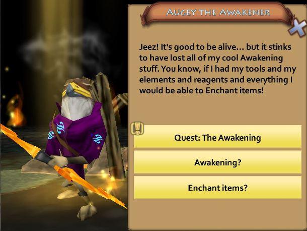 Pocket Legends New System Preview | Item Awakenings