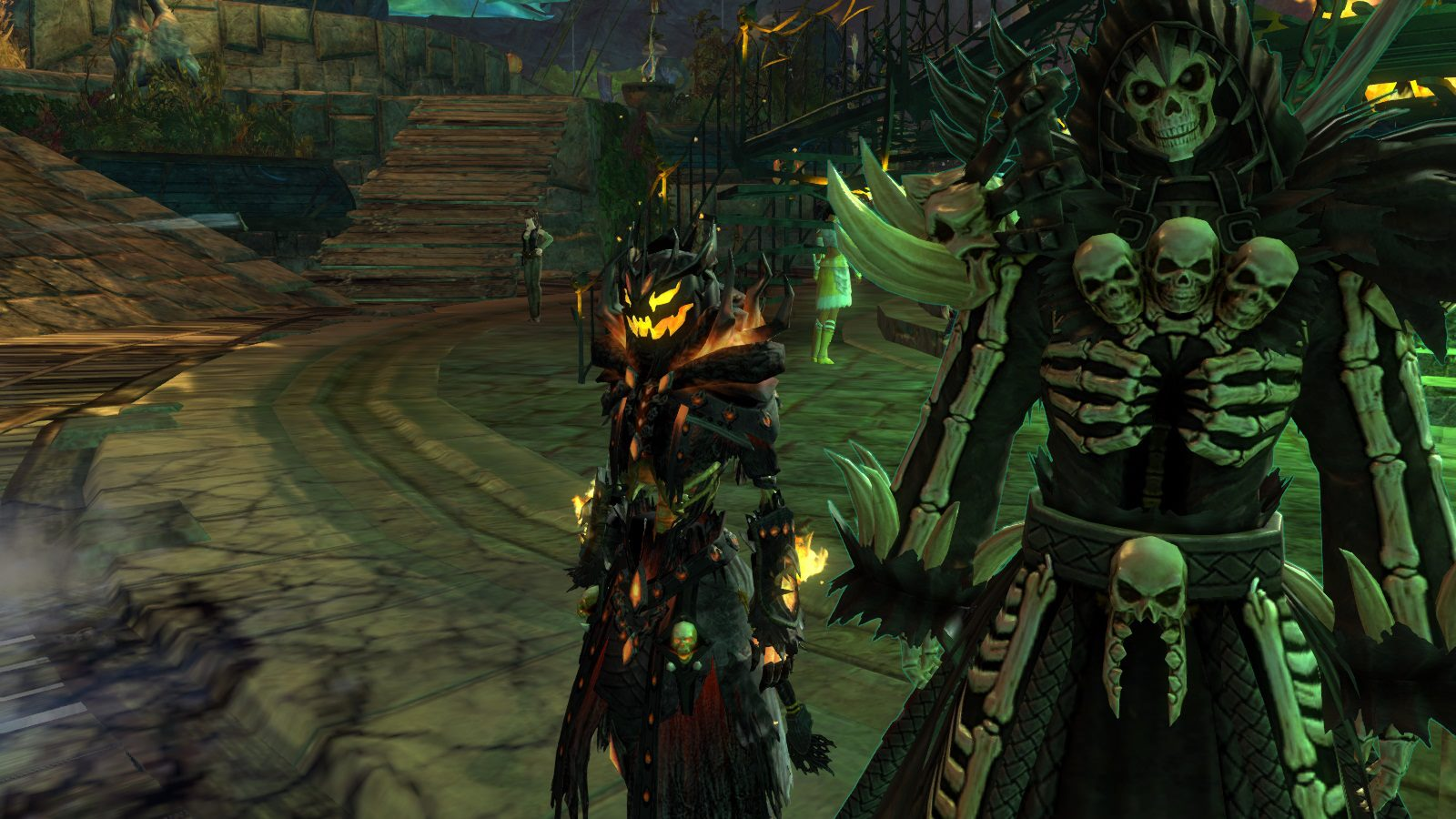 Guildwars 2: Shadow of the Mad King (Halloween Event), are you ready?