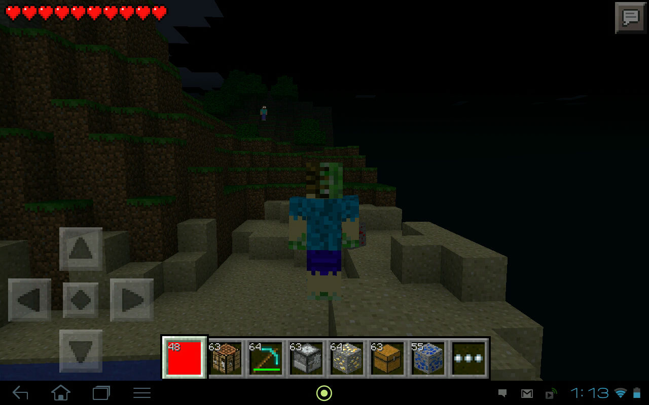 herobrine is real minecraft players
