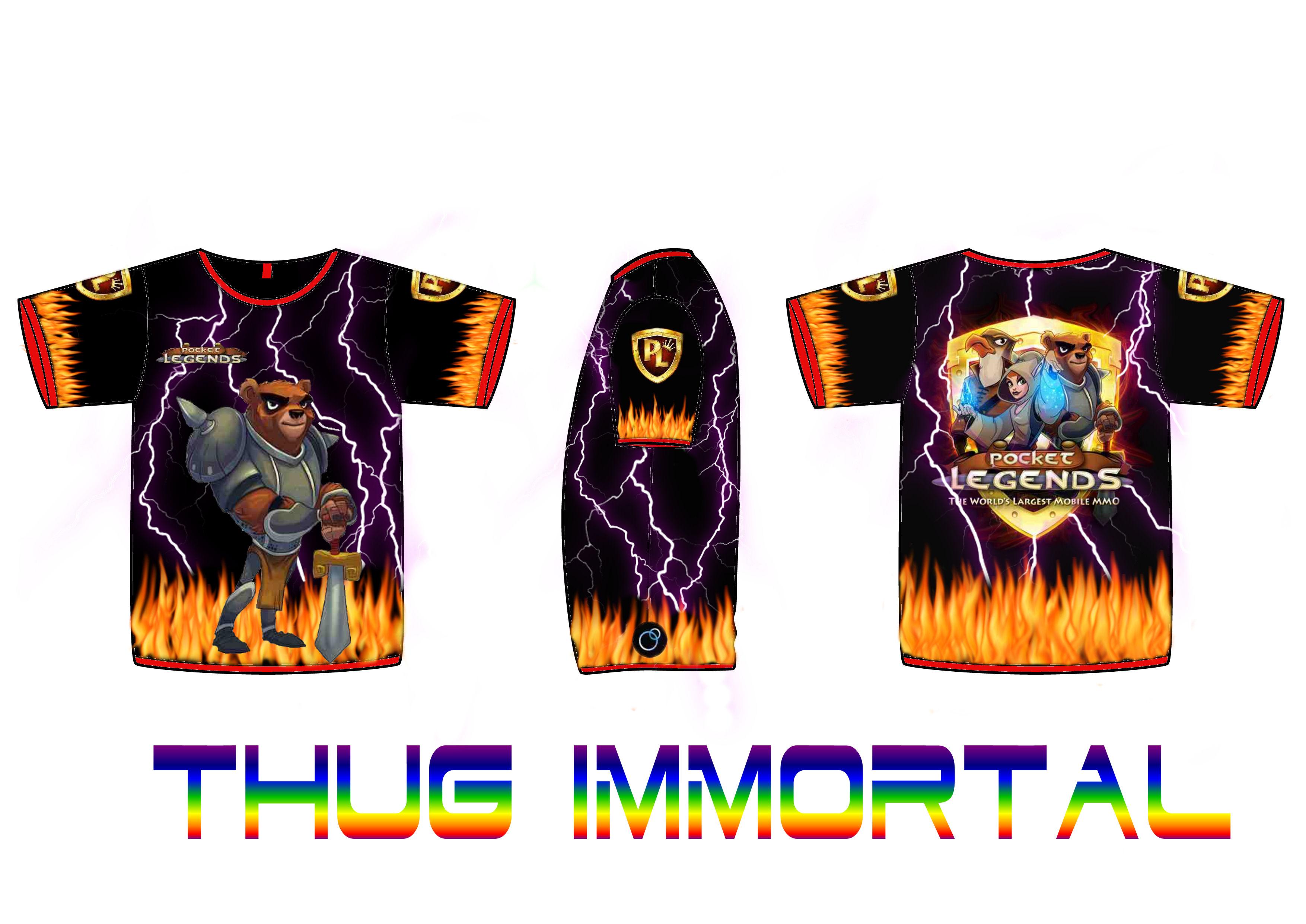 Shirt design editor - Name Thugs T Shirt Jpg Views 1727 Size 782 4 Kb