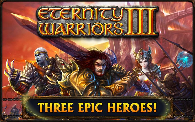 Eternity Warriors 3 Gamers