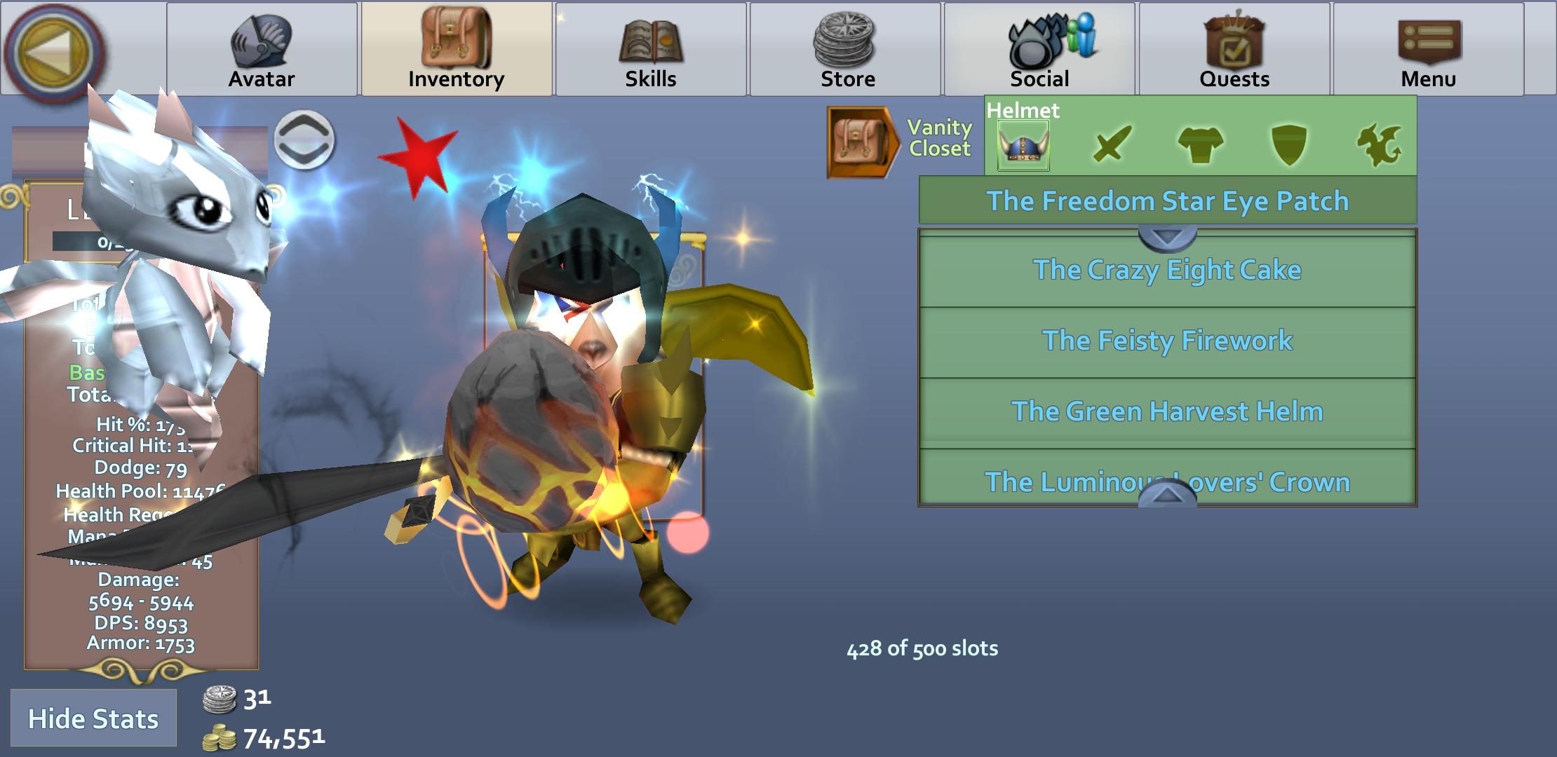 Name:  Screenshot_20190705-212033_Pocket Legends.jpg Views: 181 Size:  790.2 KB