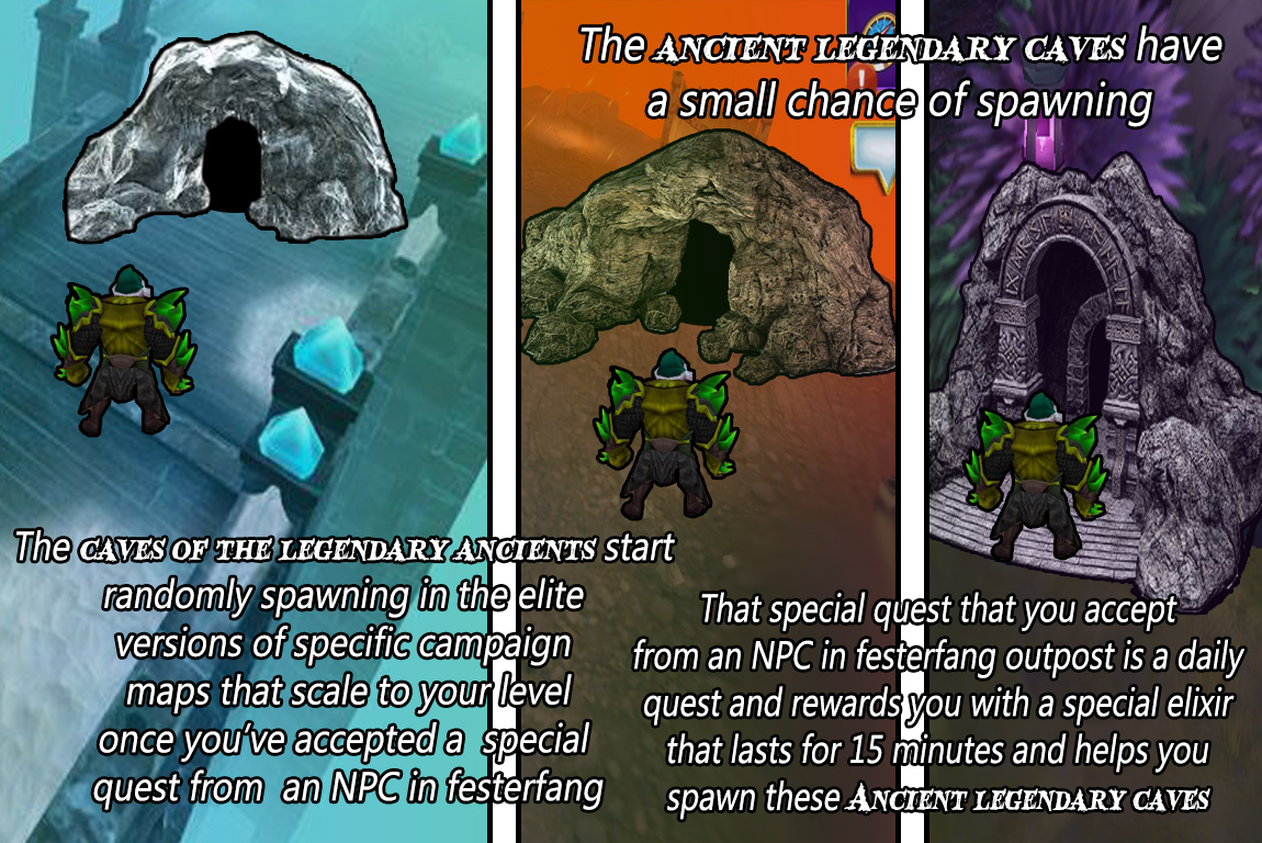 Name:  Arcane legends caves of legendary ancients spawning.jpg