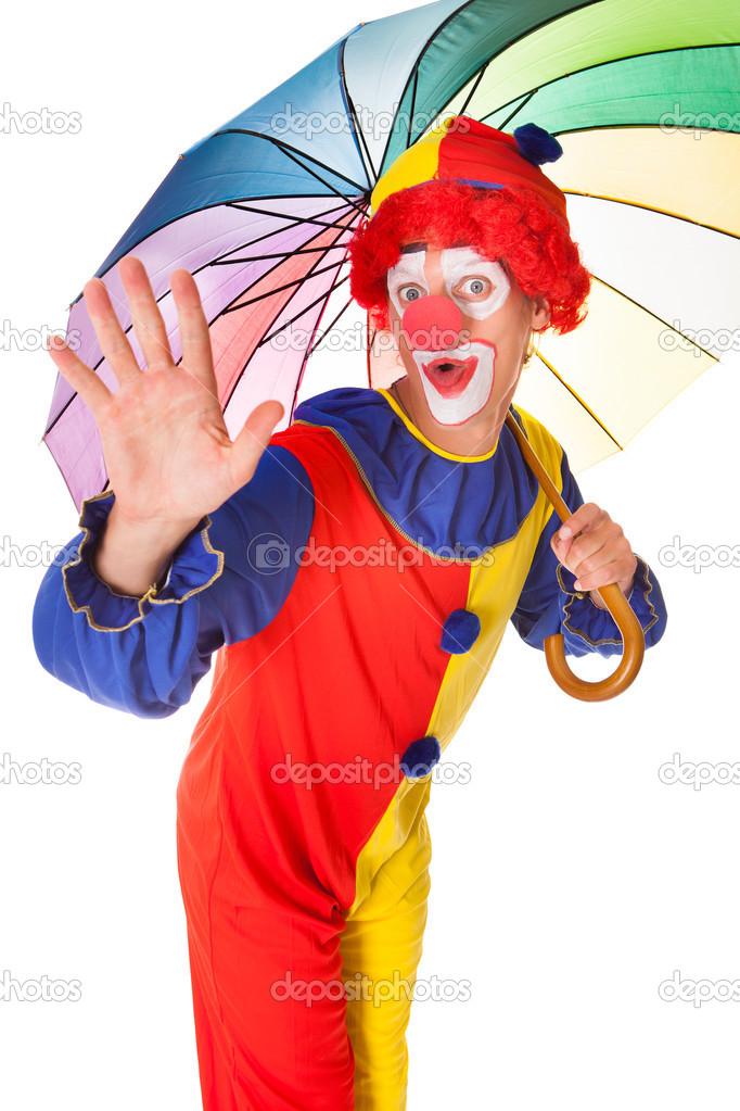 Name:  depositphotos_35016351-Happy-clown-with-umbrella.jpg Views: 230 Size:  244.2 KB