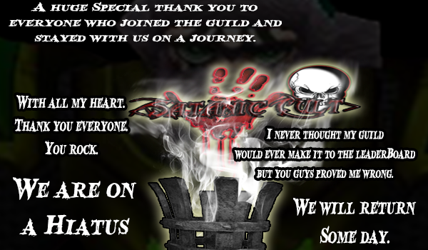 Name:  arcane legends satanic cult guild on a hiatus thank you everyone.png Views: 184 Size:  228.0 KB