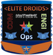 <Elite Droids> + our 3 branch guilds. <Engineer PvP Elitism> <Ops Elite> <AoE Eleet>